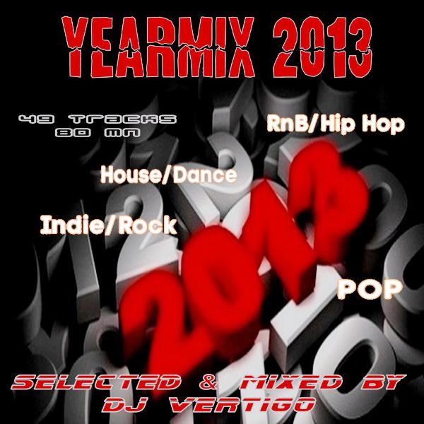 Yearmix 2017 Downtempo (Selected & Mixed by DJ Vertigo